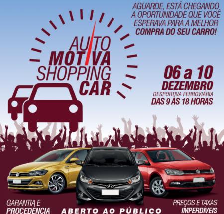 Planejamento e Criação Automotiva Shopping Car
