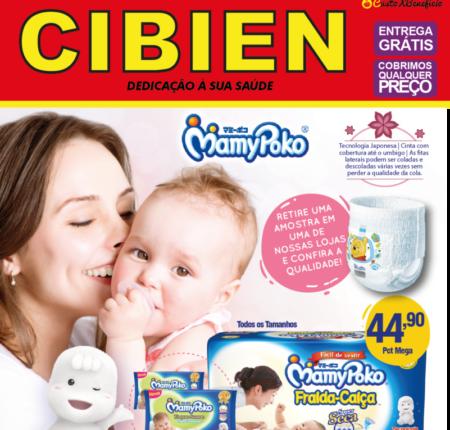 Campanha Rede de Farmácias Cibien Março-Abril 2019