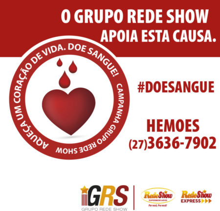 Folheto Rede Show – 01 à 06-07-2019
