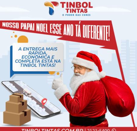 Tinbol Tintas – Natal